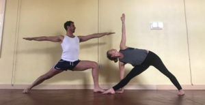 INTRO TO YOGA with Erick Thuss & Tessa Manning @ Westside Yoga Studio | Sebastopol | California | United States