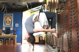 YOGA ON THE ROPES with Tessa Manning